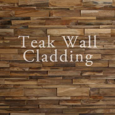 Teak Wall Cladding