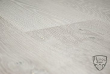 Antique Oak - Chalk White